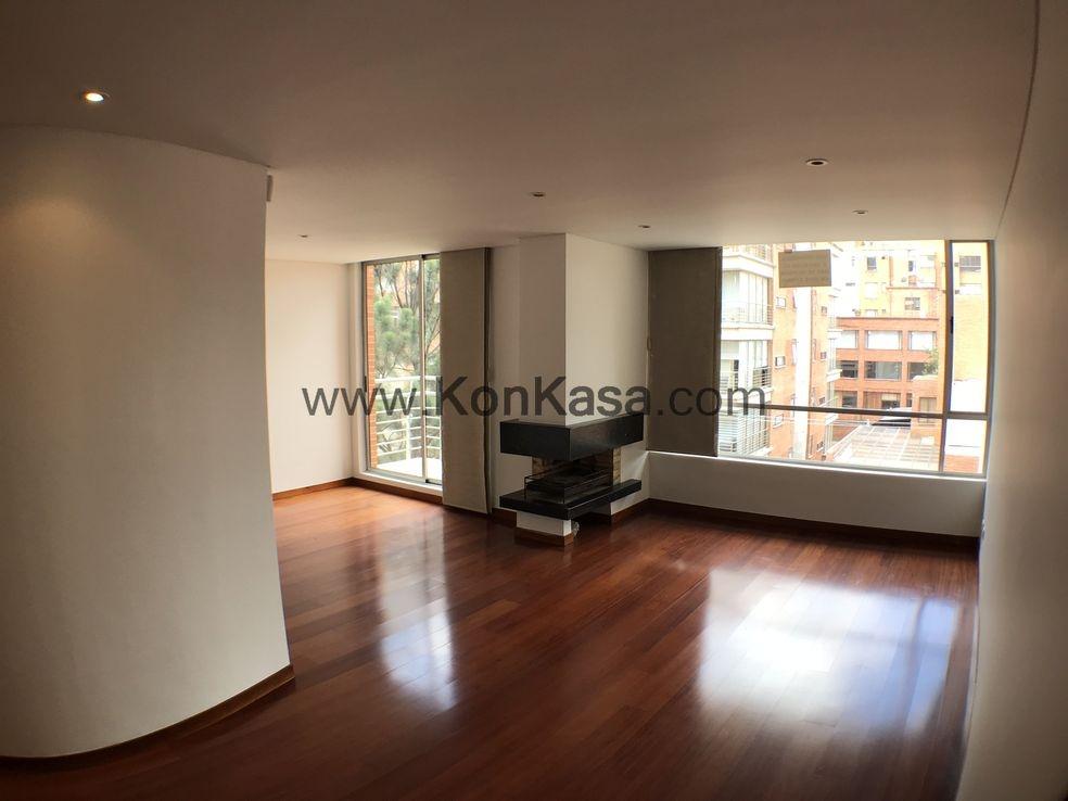 Hermoso apartamento en el barrio El Chicó